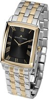 Jacques Lemans Women's Bienne 1-1608H Stainless Steel IP-Gold Duetone