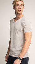 Esprit OUTLET slim fit layered t-shirt