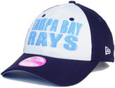 New Era Women's Tampa Bay Rays Glimmer Time 9TWENTY Cap