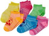 Asstd National Brand Emoji 6-pk. Space-Dyed Socks