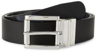 Robert Graham Bizet Camo Reversible Belt
