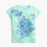 J.Crew Girls' treasure map T-shirt