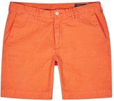 Polo Ralph Lauren Orange Pima Cotton Shorts