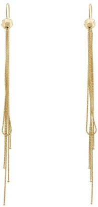 H.Stern Yellow Gold Copernicus Drop Earrings