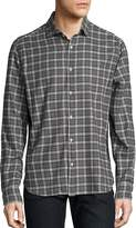Isaia Men's In Esilio Camicie Regular-Fit Sport Shirt