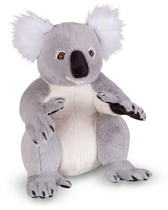 Melissa & Doug Sitting Stuffed Plush Lifelike Koala Bear