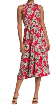 WEST KEI Knit Collar Dress