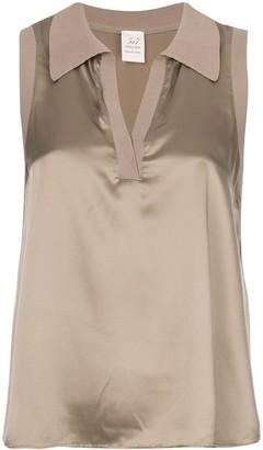 Cinq à Sept Lysandra sleeveless blouse