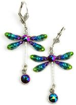 Swarovski Anne Koplik Rainbow Crystal Dragonfly