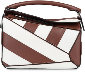 Loewe Puzzle Leather Handbag