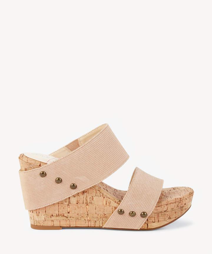 Black Women's Wedges 5 Fabric Platform Emilia From Sandals Size f7bg6y