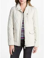 Gerry Weber Quilted Jacket, Beige
