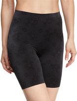 Spanx Pretty Smart Lace Print Mid-Thigh Shaper Shorts