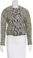 Proenza Schouler Textured Double-Breasted Jacket