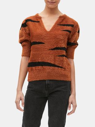 Michael Stars Honey Elbow Sleeve Pullover
