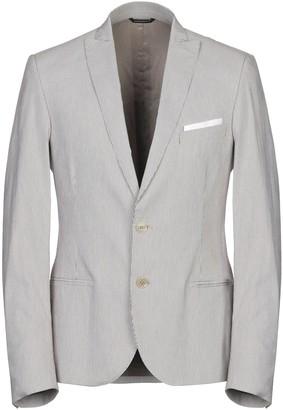 Grey Daniele Alessandrini Suit jackets