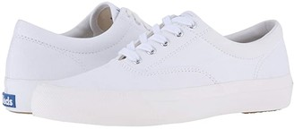 Keds Anchor (White) Women's Lace up casual Shoes