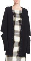 Public School Oversize Merino Wool Blend Cardigan