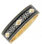 Jessica Simpson Home Grown Tribal Hinge Bracelet