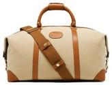 Ghurka Men's Cavalier Ii Twill Duffel Bag - Beige