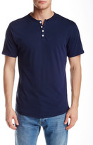 Spenglish Pima Short Sleeve Henley