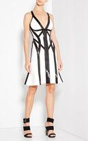 Herve Leger Zahara Sequined Dress