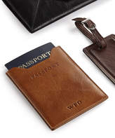 Horchow Passport Sleeve, Personalized