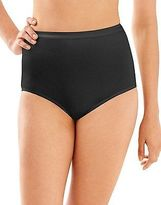 Bali Women's Lingerie Full-Cut-Fit Stretch Cotton Brief Panties