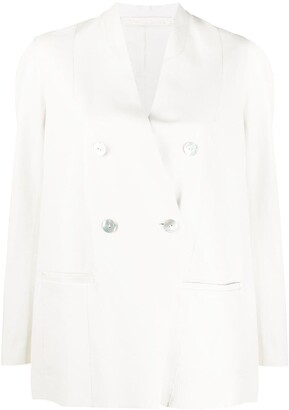Salvatore Santoro Double-Breasted Blazer
