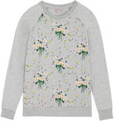 Cath Kidston Daisies And Buttercups Cotton Jersey Sweatshirt