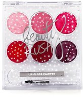 Beauty Rush® Holiday Limited-edition Lip Gloss Palette