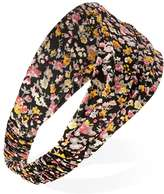 Forever 21 Earthy Floral Headwrap