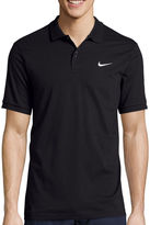 Nike Short-Sleeve Matchup Jersey Polo Shirt