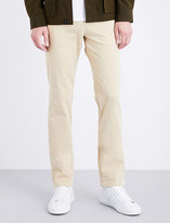 7 For All Mankind Slimmy slim-fit tapered chinos