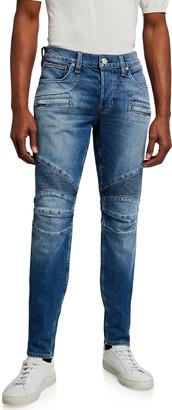 Hudson Men's The Blinder V.2 Skinny Biker Jeans