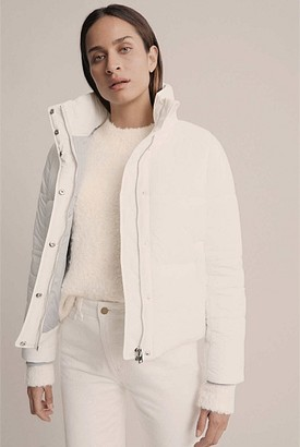 Witchery Luxe Puffer