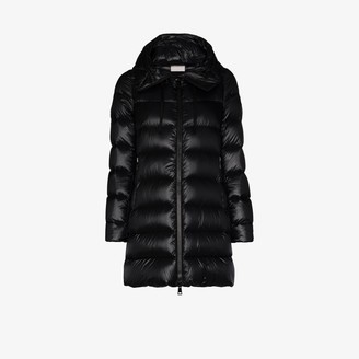 Moncler Suyen long puffer jacket