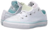 Converse Chuck Taylor® All Star® Double Tongue Ox (Little Kid/Big Kid)