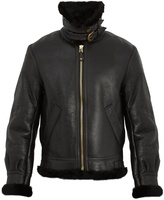 Schott Military B-3 shearling jacket