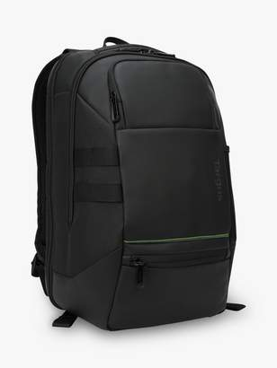 "Eco Smart Targus Balance EcoSmart TSB921EU Backpack for Laptops up to 15.6"", Black"