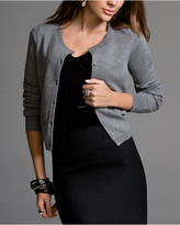 Three-Quarter Sleeve Cardigan