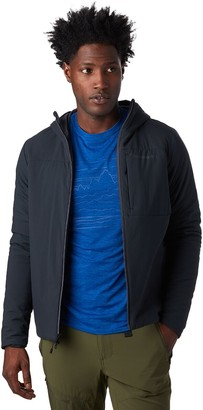 Backcountry Wolverine Cirque Hooded Jacket - Men's