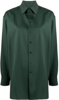 Jil Sander Classic Button-Up Shirt