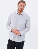 Quiksilver Mens Waterfalls Long Sleeve Shirt