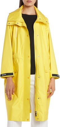 Moncler Sapin Water Resistant Hooded Raincoat