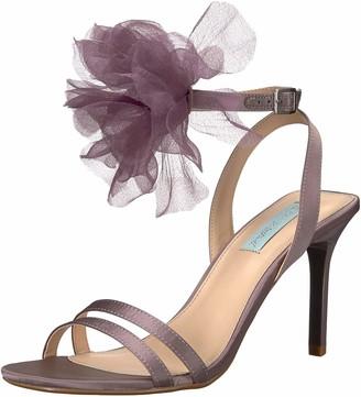 Betsey Johnson Blue Women's SB-YASMI Heeled Sandal