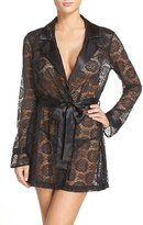 Betsey Johnson Women's Short Robe