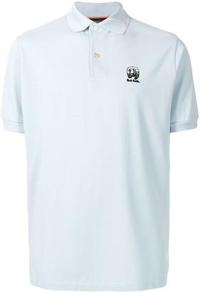 Paul Smith Logo-Embroidered Polo Shirt