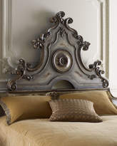 Horchow Katya King Headboard