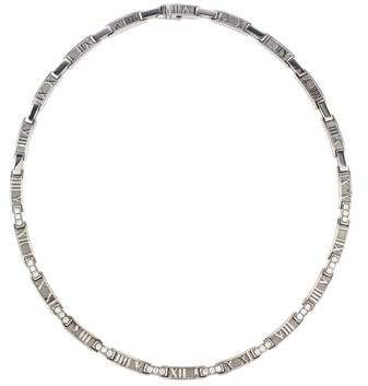 Tiffany & Co. Diamond Atlas Collar Necklace